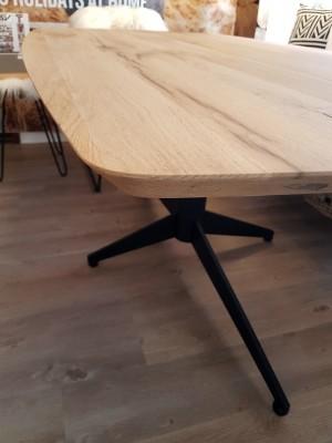 Esstisch-Holz-schwarz