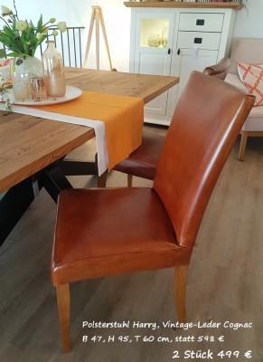 Polsterstuhl-Harry-Vintage-Leder-Cognac-Highboard-Roxanne