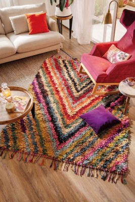 TomTailor-Teppich-Multi-Color