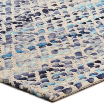 Tom-Tailor-Teppich-Diamond-Blue-Detail